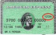 CSV - American Express Cards